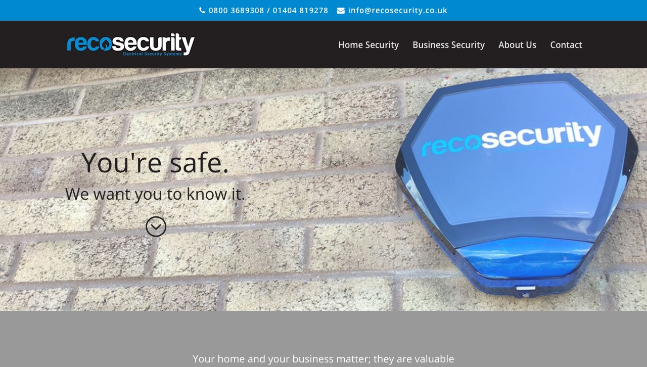 Recosecurity